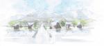 南アルプス国立公園指定50周年記念モニュメント