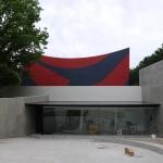 中村キースへリング美術館増築工事