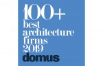 "Domus 2019 March ""100+ best architecture firms 2019"" 掲載"